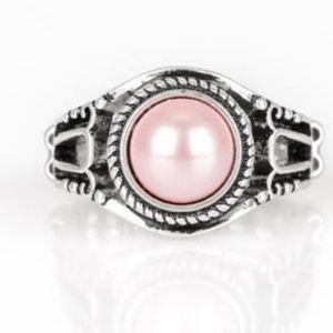 Pink ring paparazzi